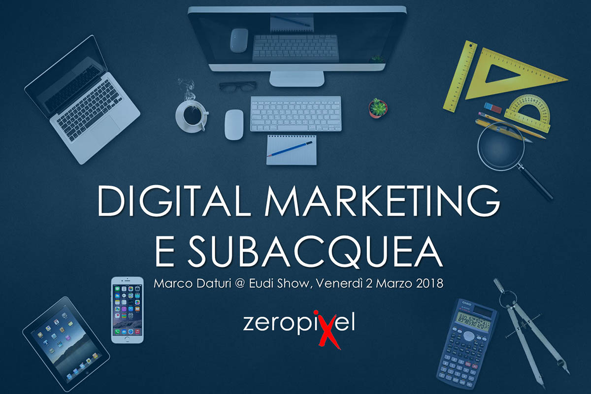digital subacquea