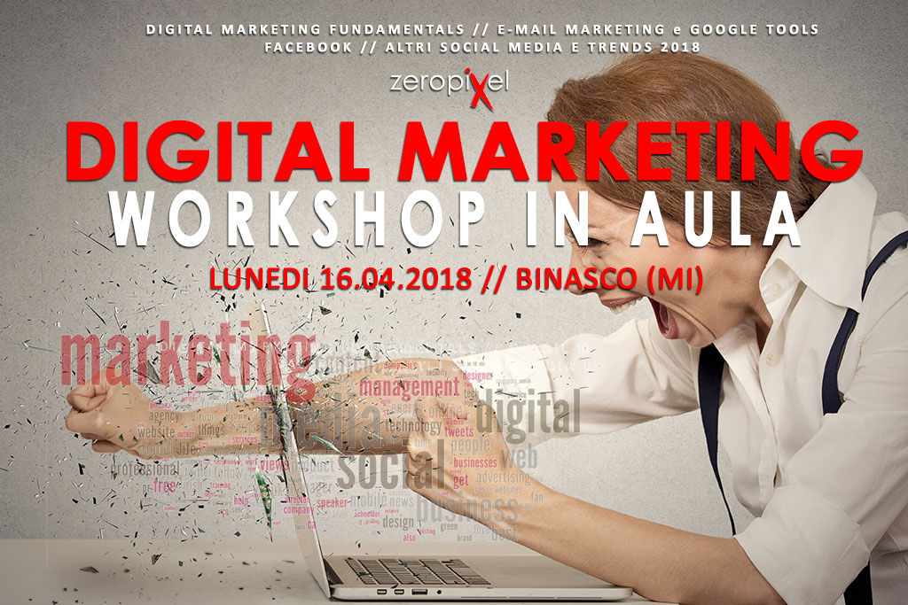 corso digital marketing