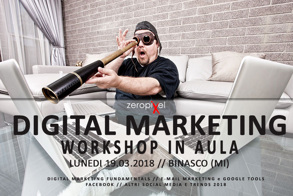 workshop digital marketing