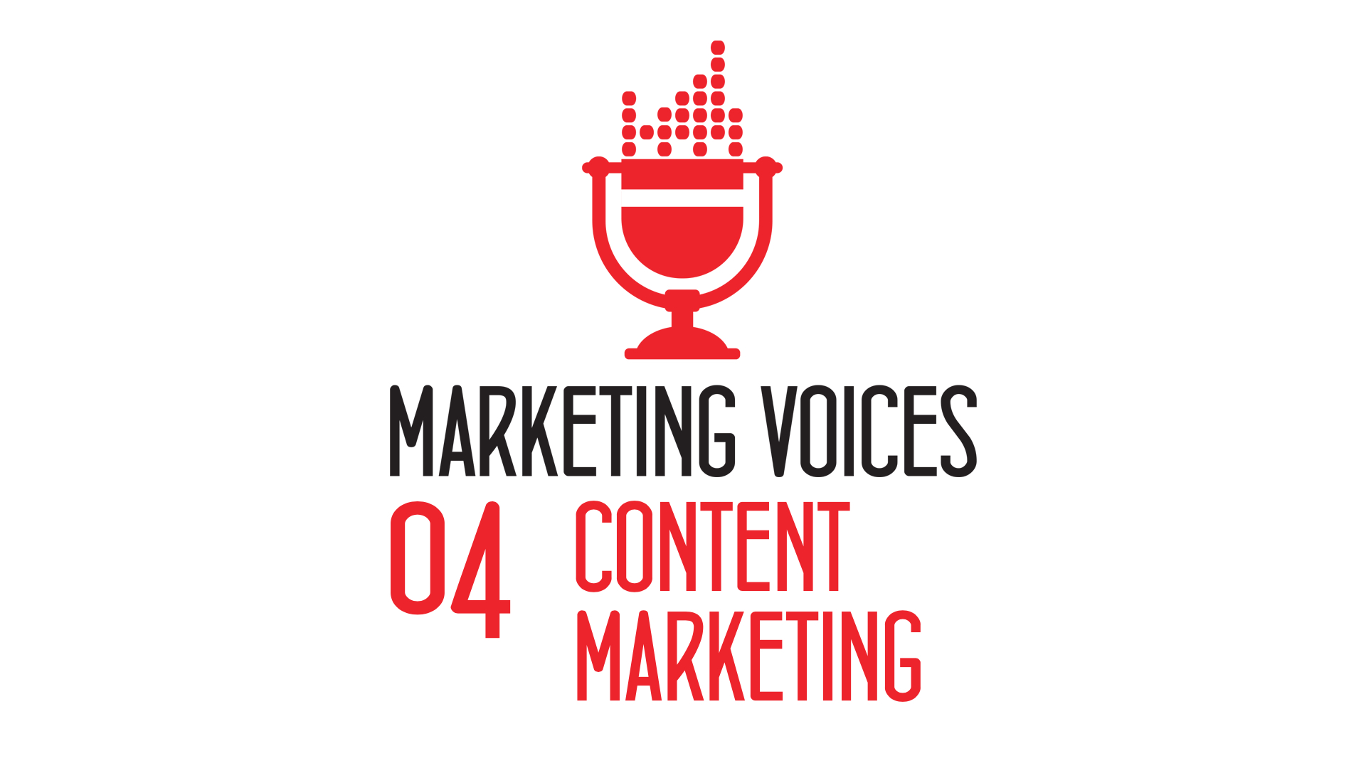 content marketing voices podcast