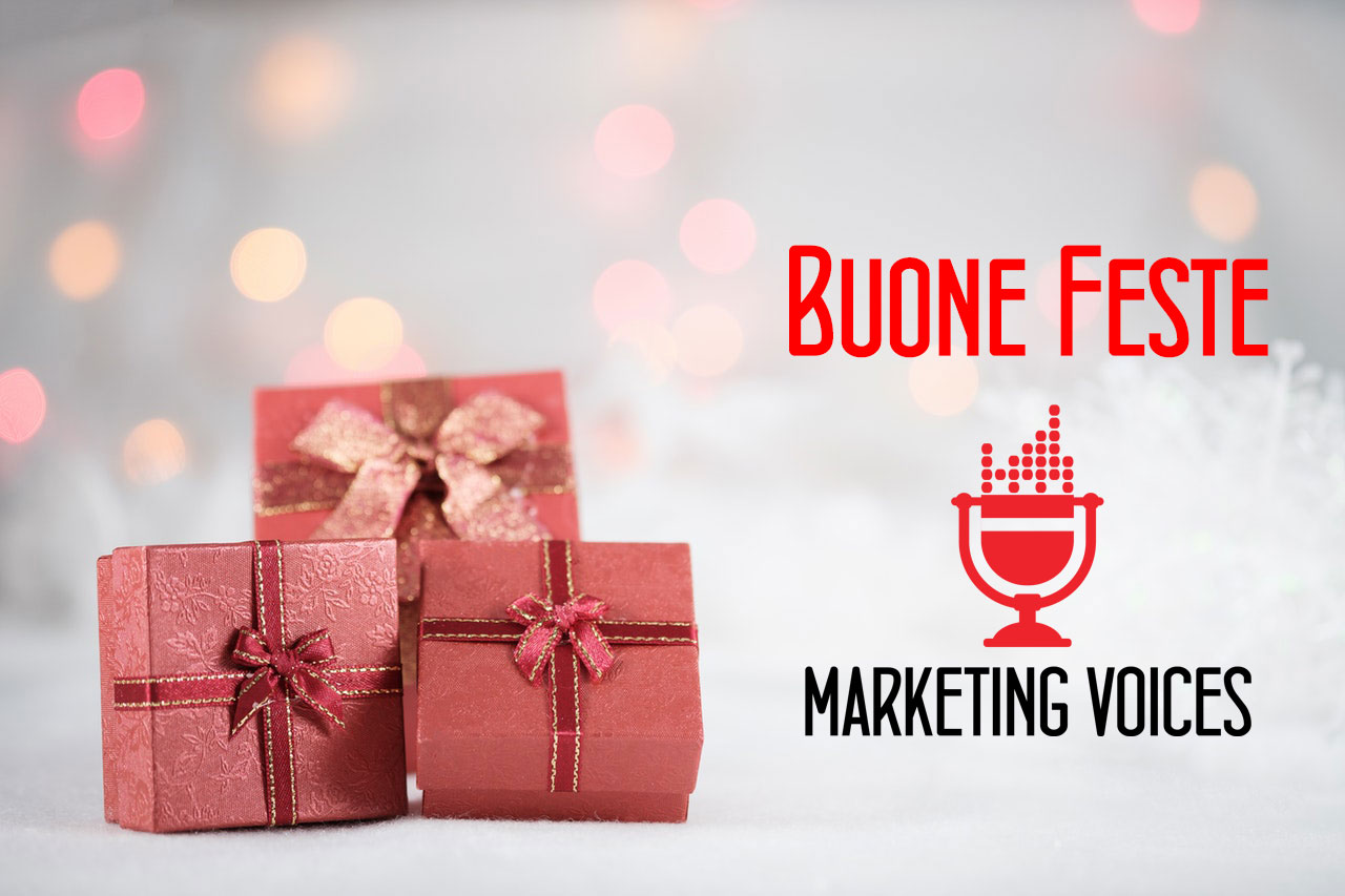 marketing voices buone feste