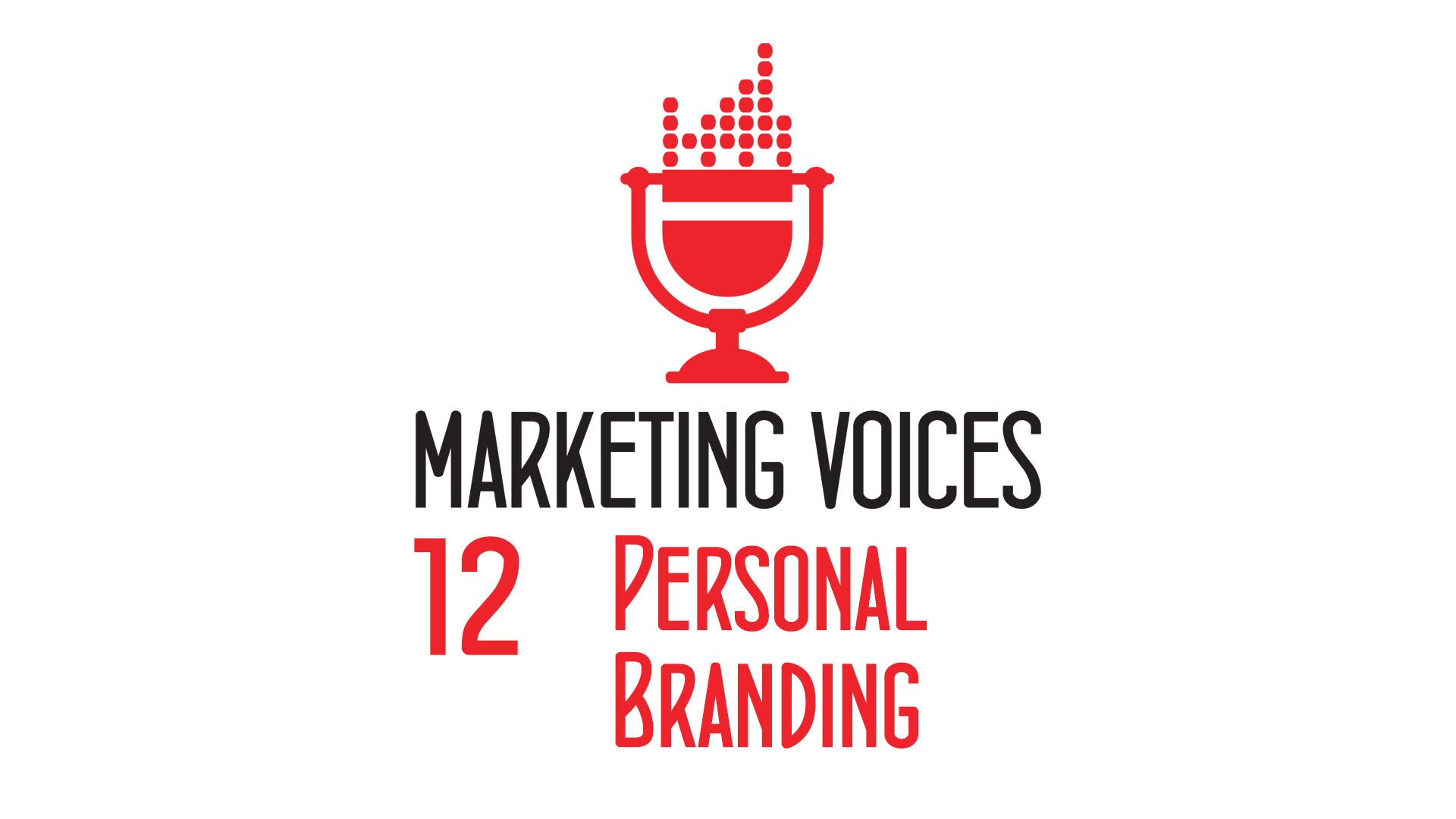 personal branding marketing voices podcast
