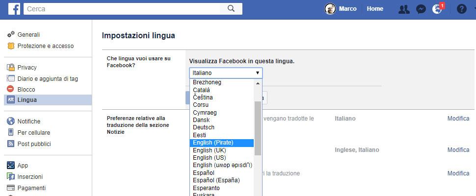 facebook pirate