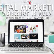 workshop digital marketing zero pixel
