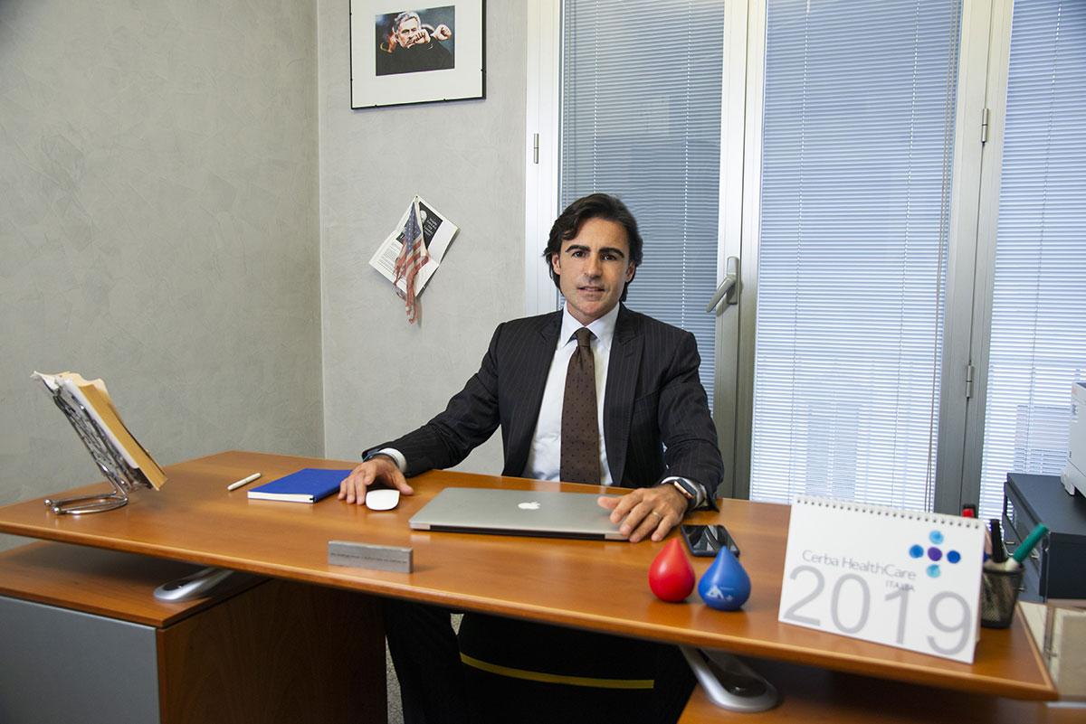 Stefano Massaro - CEO Cerba Healthcare Italia
