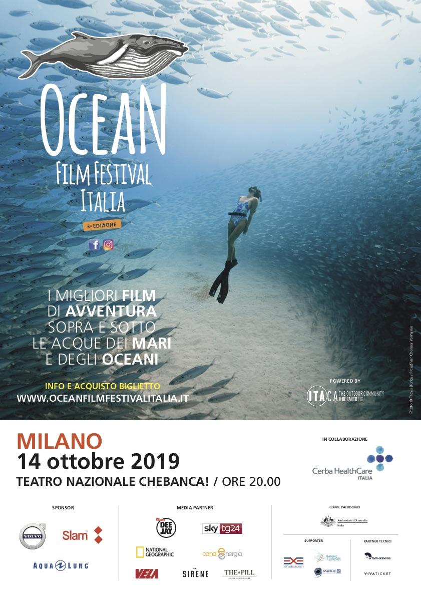 ocean film festival 2019 milano
