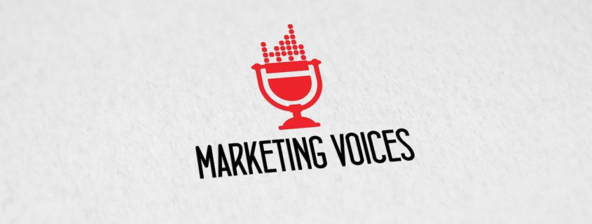 marketing voices podcast zero pixel