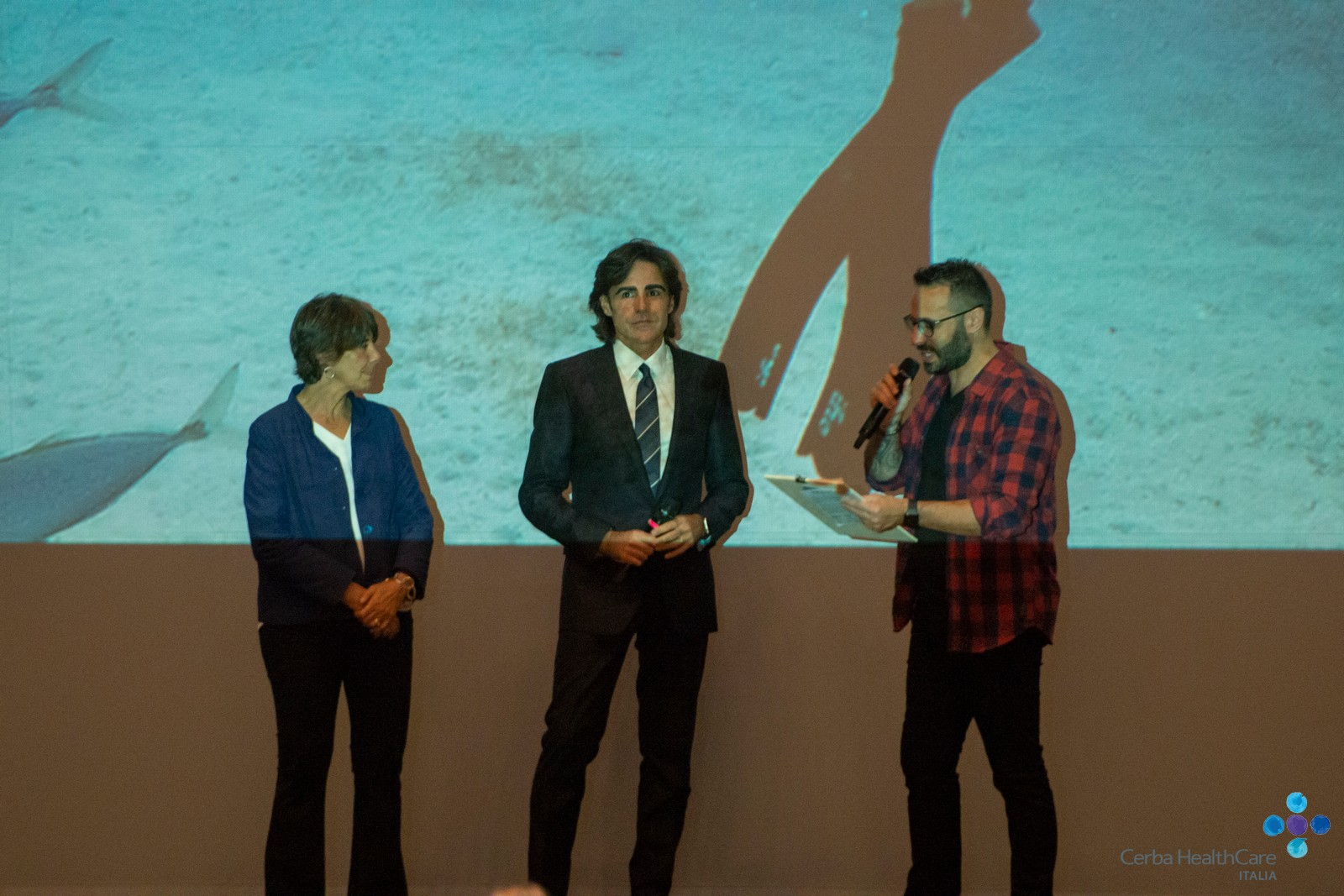 stefano massaro cerba healthcare italia ocean film festival 2019 milano