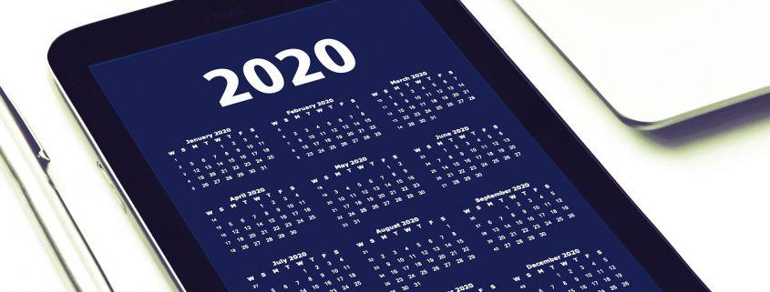 trend 2020 contenuti social