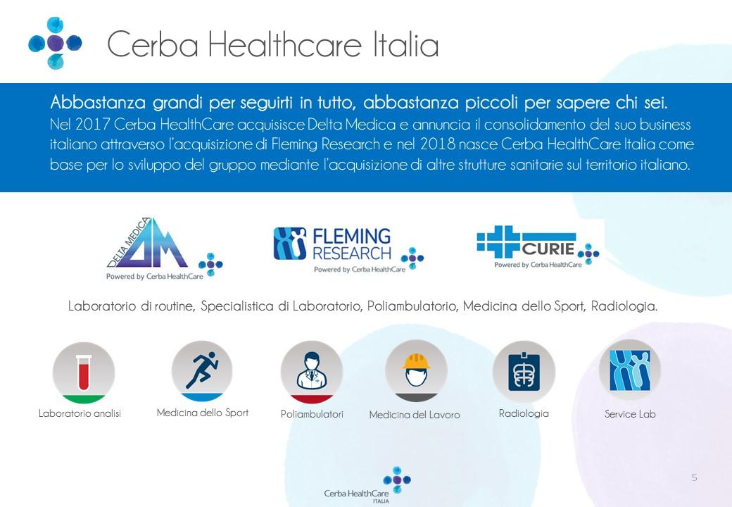 cerba healthcare italia web