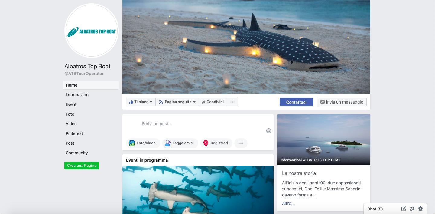 albatros top boat facebook