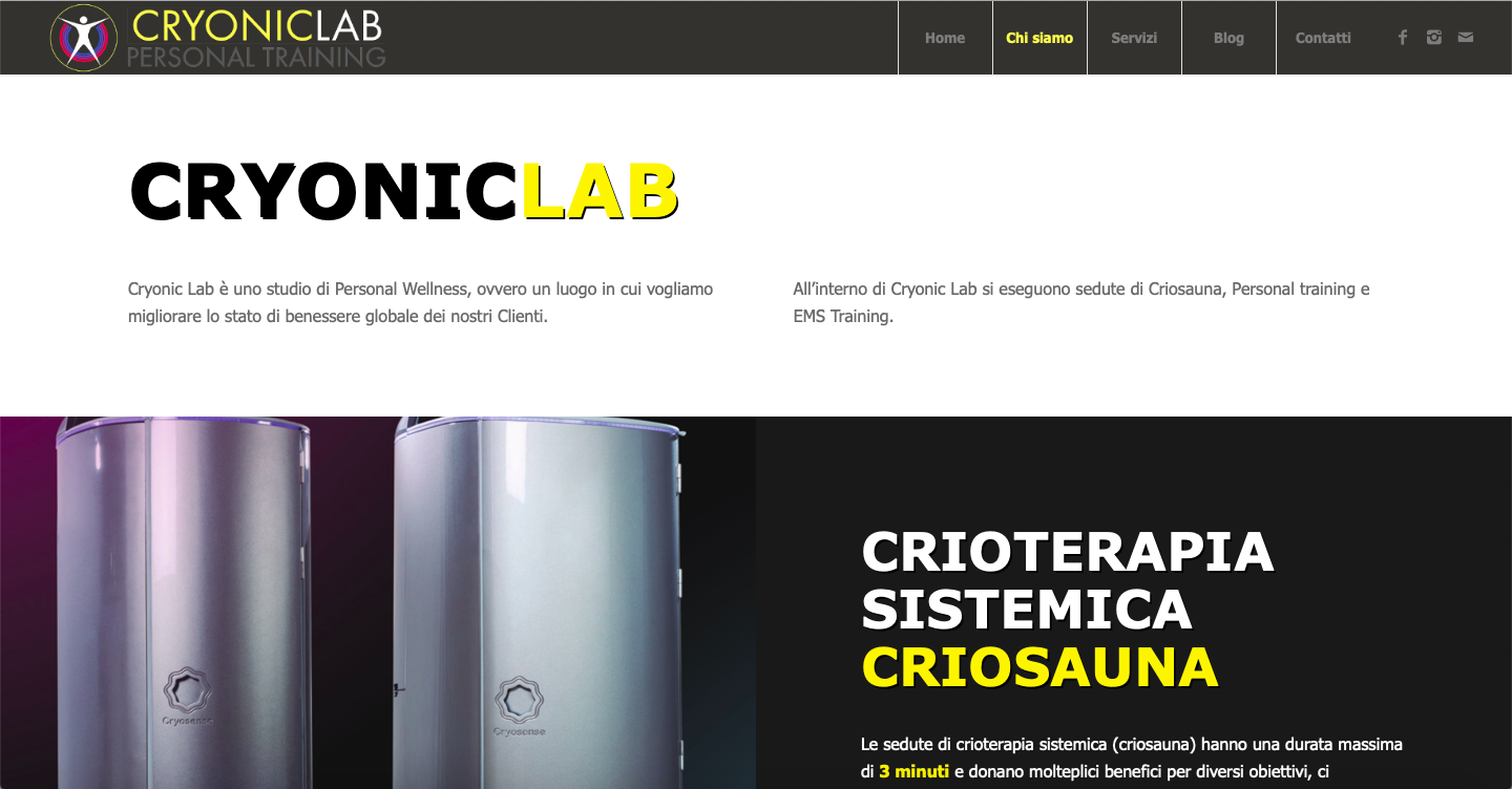 cryonic lab