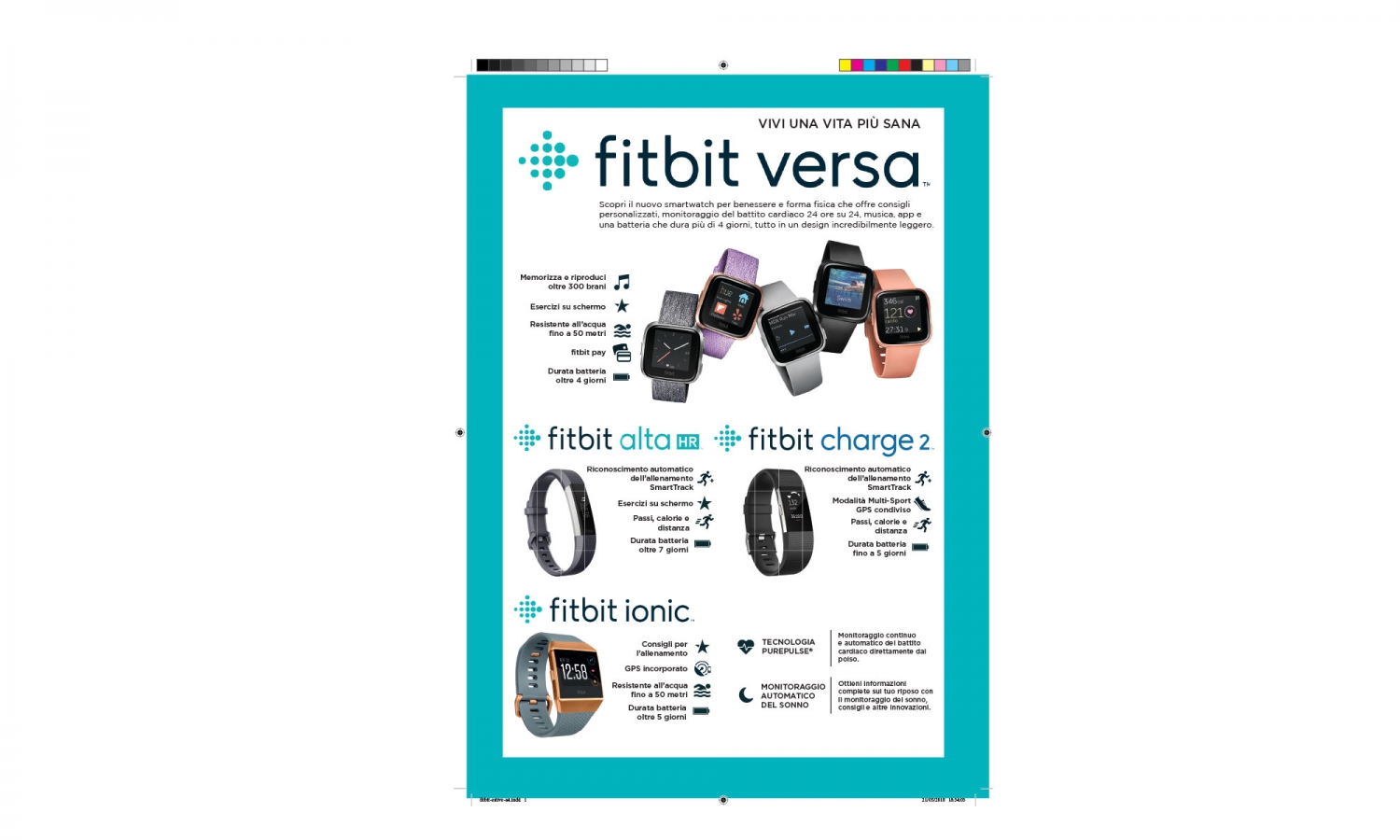 fitbit versa alta hr charge 2 ionic