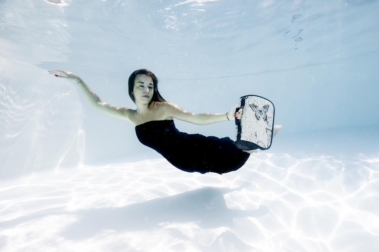 fotografie evocative underwater