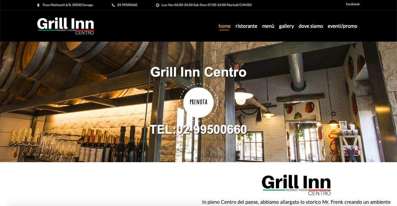 grill in centro website