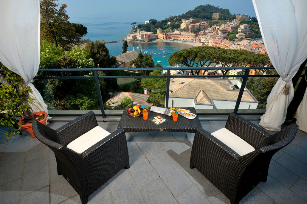 hotel vis a vis terrazzo