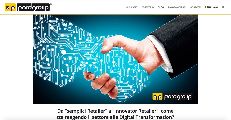 pardgroup sito web