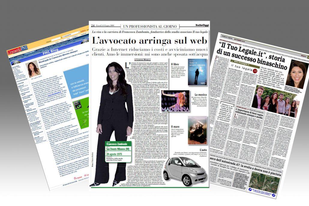 studio legale zambonin press
