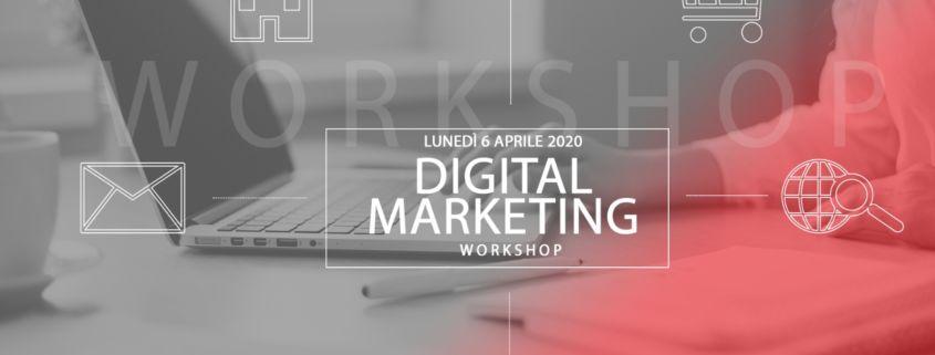 workshop di digital marketing zero pixel binasco