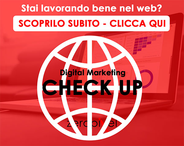 DIGITAL MARKETING CHECKUP