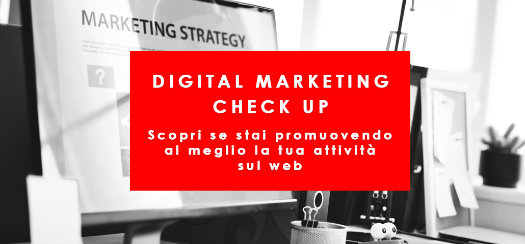 digital marketing check up