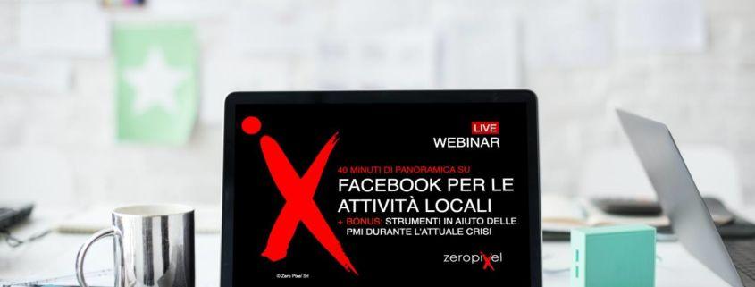 facebook per le attività locali