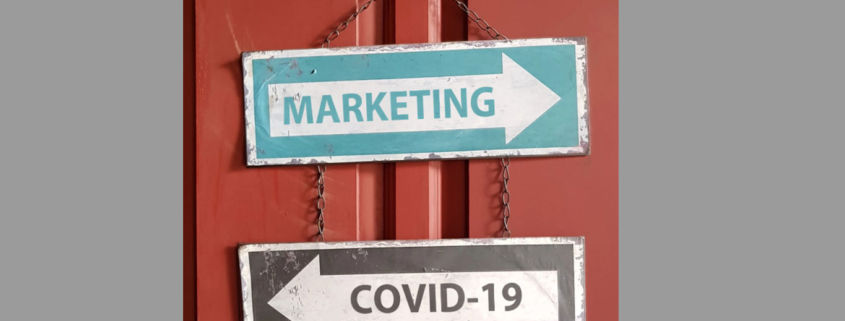 covid marketing