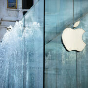 corporate identity apple
