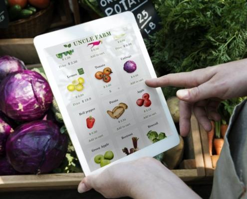 credito d'imposta e-commerce imprese agricole