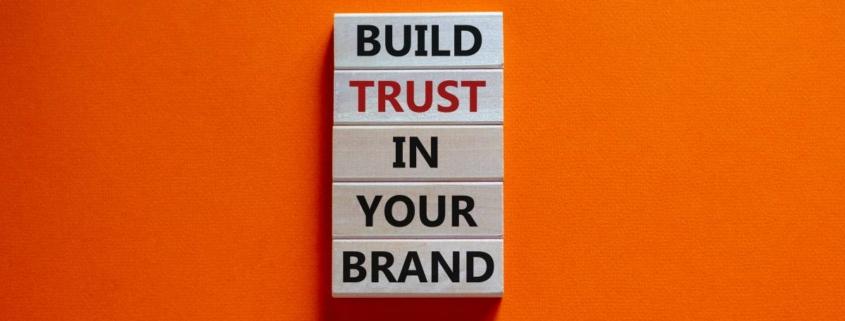 fiducia in un brand