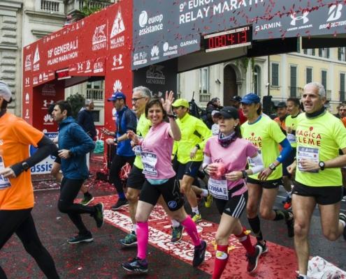 generali milano marathon 2021