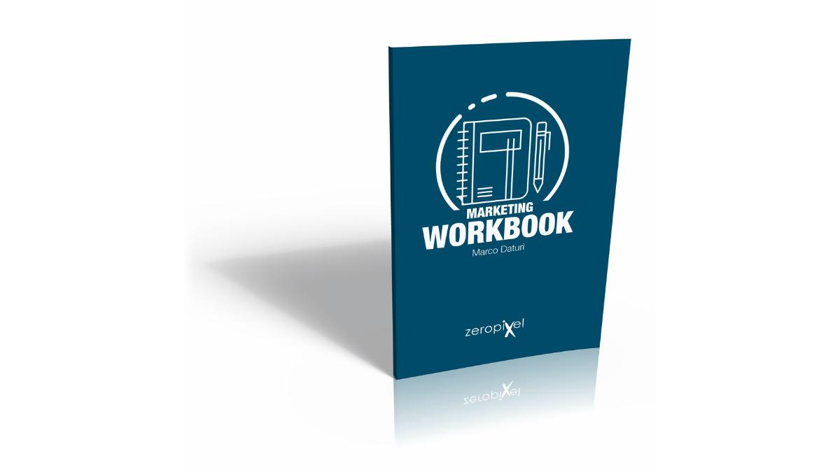 marketing workbook zero pixel