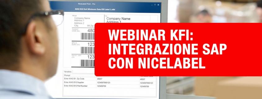 label management system kfi