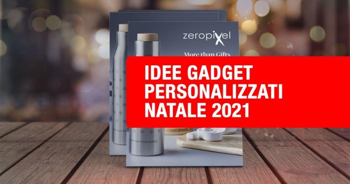 gadget personalizzati natale 2021