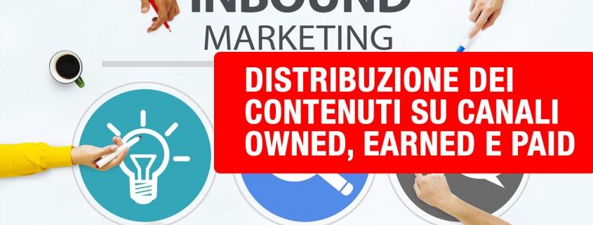 distribuzione dei contenuti